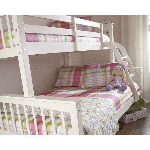 Gfw Novaro Trio Bunk Bed Triple Bunk Beds