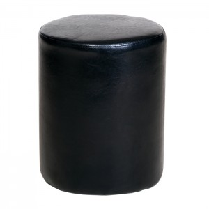 Expo Line Milano Upholstered Round Stool