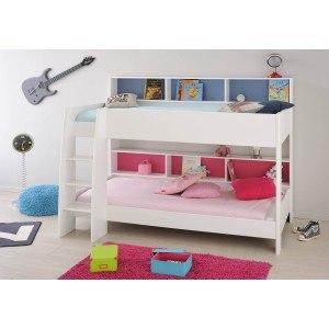 Parisot Tam Tam Bunk Bed White-