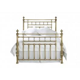 Original Bedstead Company Boyne Brass Bedstead
