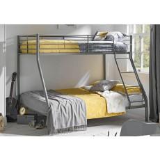 Childrens Triple Bunk Beds Bed Kingdom