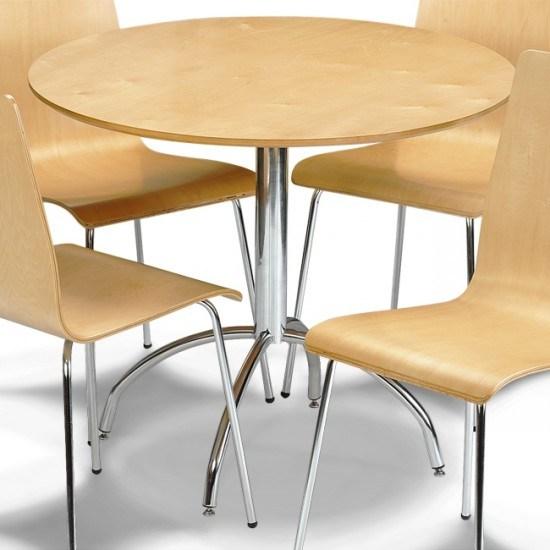 Julian Bowen Mandy Circular Dining Table
