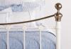 Original Bedstead Company Selkirk Iron with Brass Bedstead