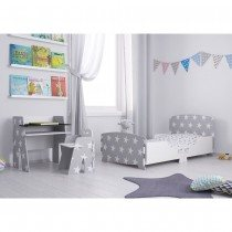 Kidsaw Star Junior Toddler Bed Frame-
