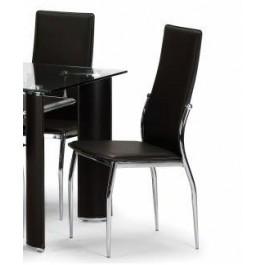Julian Bowen Boston Faux Leather Dining Chair
