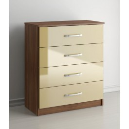 Birlea Lynx 4 Drawer Chest