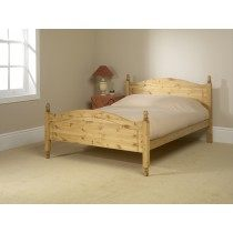 Friendship Mill Orlando High Footend Wooden Bed Frame