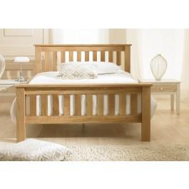 Emporia Beds Richmond Chunky Oak Bed Frame