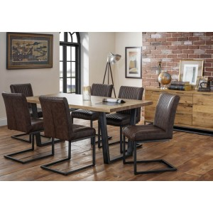 Brooklyn Dining Table with 6 Chaira