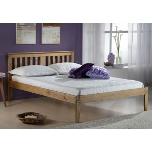 Birlea Salvador Wooden Bed Frame -