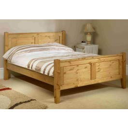 Friendship Mill Coniston High Footend Wooden Bed Frame