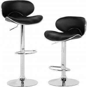 Seconique Bahama Swivel Bar Chair (Pair)-