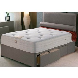 Vogue Beds New Windsor 70mm Memory 1000 Divan Bed