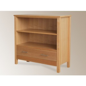 LPD Oakridge Low Bookcase -