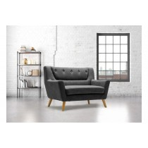 Birlea Lambeth 2 Seater Fabric Sofa
