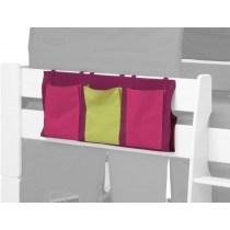 Steens For Kids Pink Pocket Tidy-