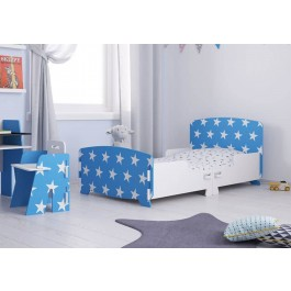 Kidsaw Star Junior Toddler Bed Frame