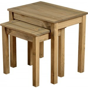 Seconique Panama Nest Of Tables-