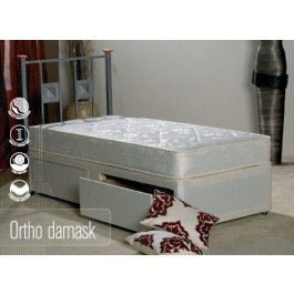 Apollo Orthopaedic Damask Divan