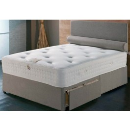 Vogue Beds New Viscount 70mm Memory 800 Divan Bed