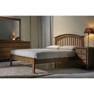 Flintshire Furniture Leeswood Wooden Bed Frame