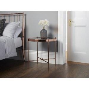 Serene Taurus Lamp Table