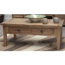 Homestyle Rustic Oak Coffee Table