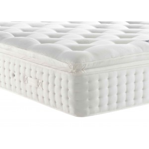 Relyon Montpellier 2400 Pocket Sprung Pillow Top Mattress-