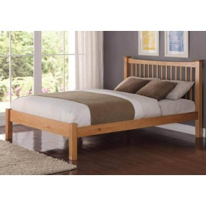 Flintshire Furniture Aston Wooden Bed Frame-