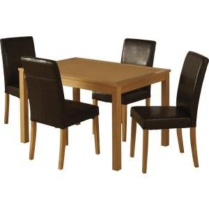 Seconique Oakmere Dining Set
