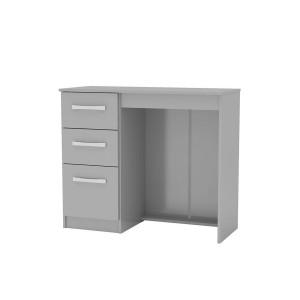 Lynx Dressing Table Grey