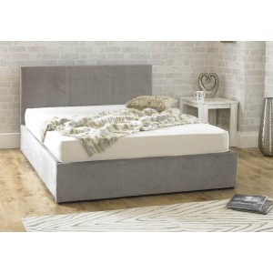 Emporia Beds Stirling Fabric Ottoman Bed Frame-