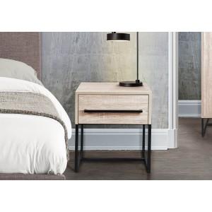 Birlea Conrad 1 Drawer Bedside-