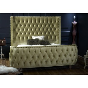 Oliver & Sons Olympia Fabric Bed Frame -