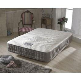 Bed Master Bamboo Vitality Pocket Sprung 2000 Memory Foam Mattress