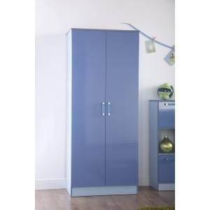 GFW Furniture Ottawa 2 Tones 2 Door Wardrobe -