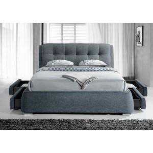 Artisan Fabric 4 Side Drawer Bed Frame -