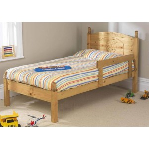 Friendship Mill Football Wooden Bed Frame-