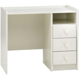 Steens For Kids 3 Draw Desk White