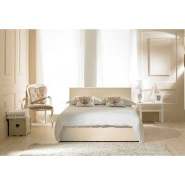 Emporia Beds Madrid Ottoman in Ivory