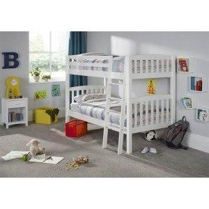 Serene Ella Wooden Bunk Bed-