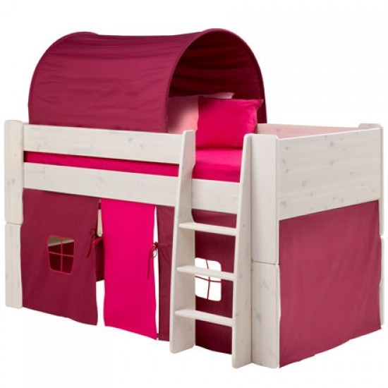 Steens For Kids Midsleeper Set In Pink And Purple