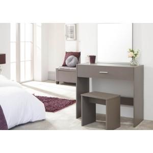 Julia Dressing Table Set - Grey