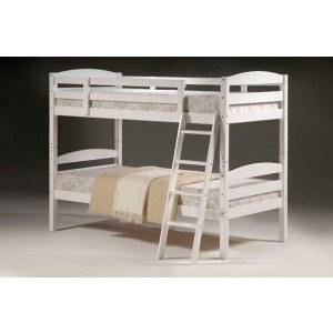 Metal Beds Moderna 3ft Bunk Bed Frame
