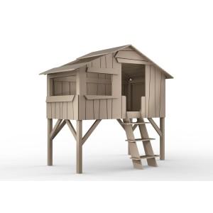 Treehouse Single Cabin Bed - Mole