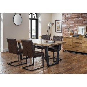 Brooklyn Dining Table with 4 Chairs