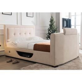 Flair Furnishings Juliet Side Lift Ottoman TV Bed