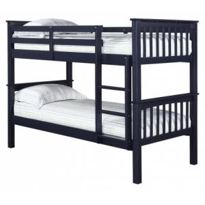 LPD Leo Bunk Bed Pine