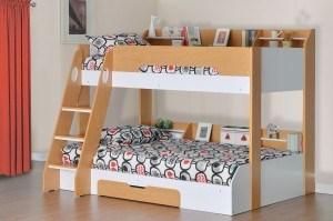 Flair Furnishings Flick Triple Bunk Bed