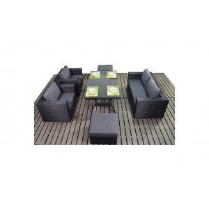 WGF Prestige Sofa and Table Set